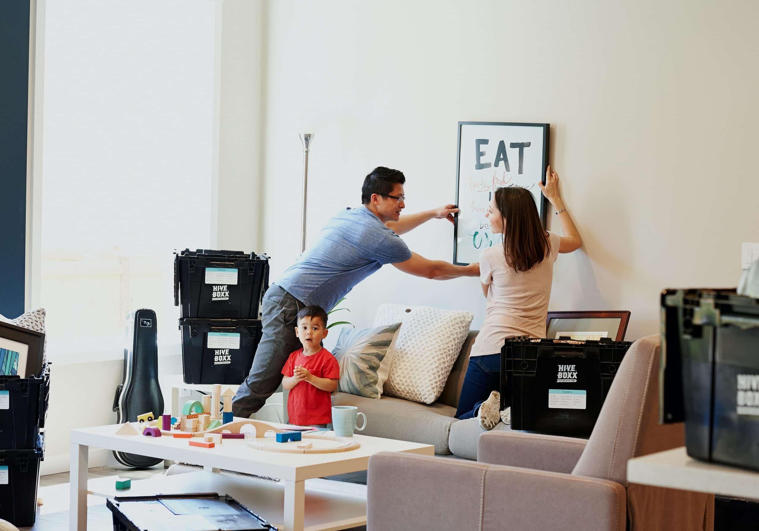 Quand déménager dans un logement neuf?